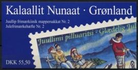 Groenland, michel mh 8, xx