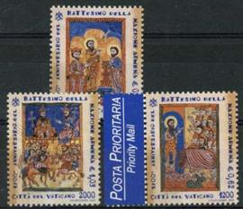 Vatikaan, michel 1366/68, xx