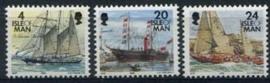 Isle of Man, michel 676/78, xx