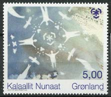 Groenland, michel 533 , xx