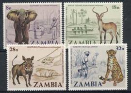 Zambia, michel 193/96, xx