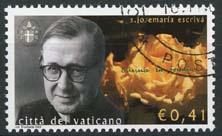 Vaticaan, michel 1470, o