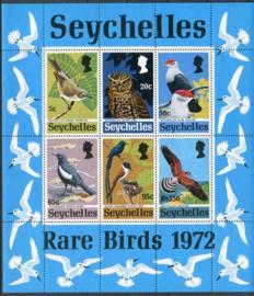 Seychelles, michel blok 3, xx