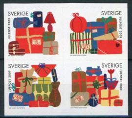 Zweden, michel 2725/28, xx