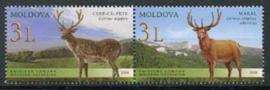 Moldavie, michel 623/24, xx