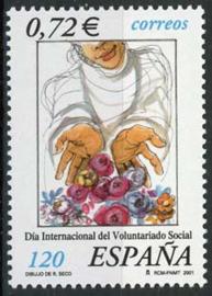 Spanje, michel 3677, xx