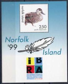 Norfolk, michel blok 29, xx