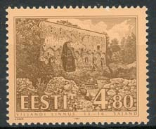 Estland, michel 292, xx