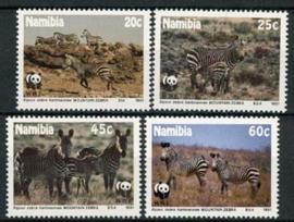 Namibie, michel 702/05, xx