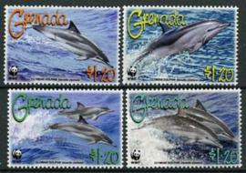 Grenada, michel 5925/28, xx