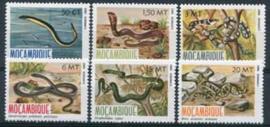 Mozambique, michel 876/81, xx
