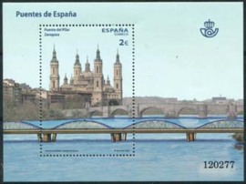 Spanje, michel blok 243, xx