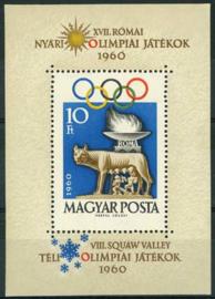 Hongarije, michel blok 30A, xx