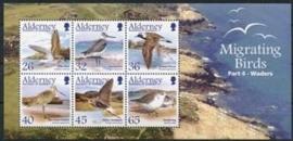 Alderney , michel blok 16 , xx
