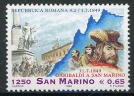 S.Marino, michel 1839, xx