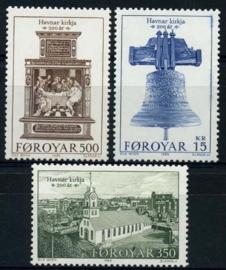 Faroer, michel 179/81, xx