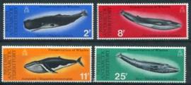 Br.Antarctic Terr., michel 64/67, xx