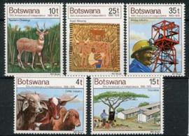 Botswana, michel 169/73, xx