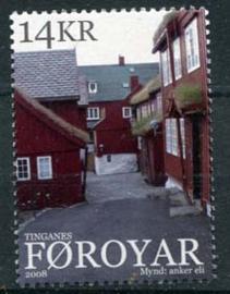 Faroer, michel 635, xx