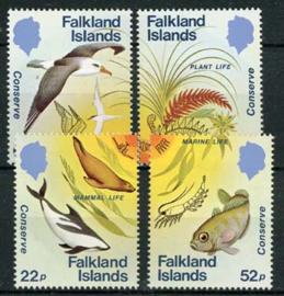 Falkland, michel 415/18, xx