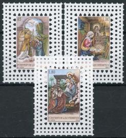 Liechtenstein, michel 1361/63, xx
