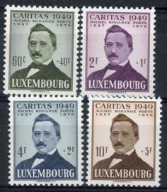 Luxemburg, michel 464/67, xx