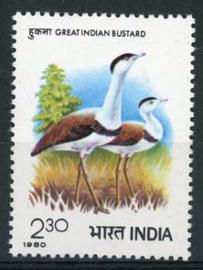 India, michel 844, xx