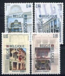 Belgie, obp 3426/29 , xx