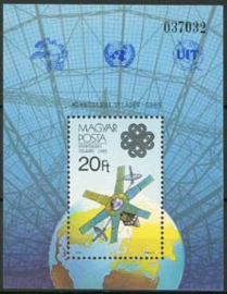 Hongarije, michel blok 167 A, xx