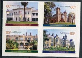 Australie, michel 3963/66, xx