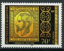 N.Caledonie, michel 1178, xx