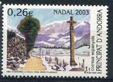 Andorra Sp., michel 306, xx