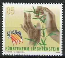 Liechtenstein, michel 1339, xx
