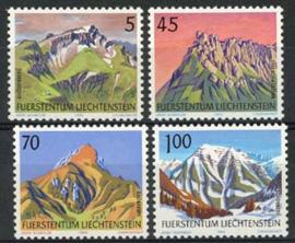 Liechtenstein, michel 993/96, xx