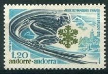 Andorra Fr., michel 272, xx