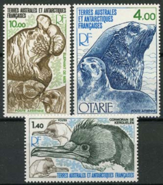Antarctica Fr., michel 130/32, xx