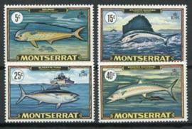 Montserrat, michel 219/22, xx