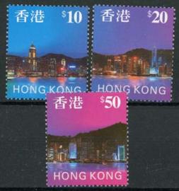 Hong Kong, michel 802/04, xx