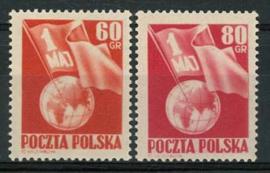 Polen, michel 797/98, xx