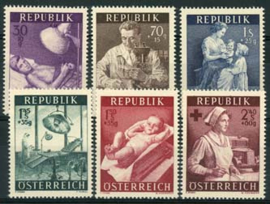 Oostenrijk, michel 999/1004, xx