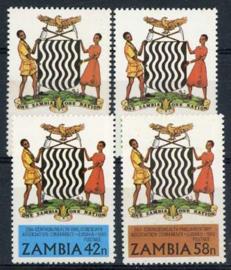 Zambia, michel 233/36, xx