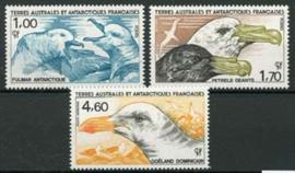 Antarctica Fr., michel 208/10, xx