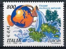 Italie, michel 2762, xx