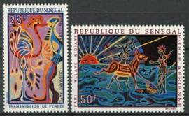 Senegal, michel 406/07, xx