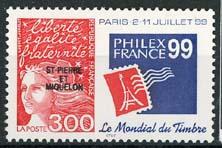 St.Pierre, michel 758, xx