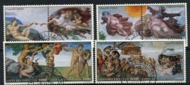 Vatikaan, michel 1107/14, o