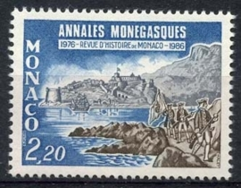 Monaco , michel 1745, xx