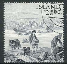 IJsland, michel 660, o