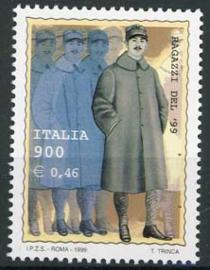 Italie, michel 2657, xx