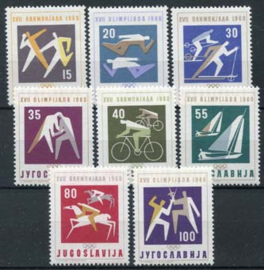 Joegoslavie, michel 909/16, xx